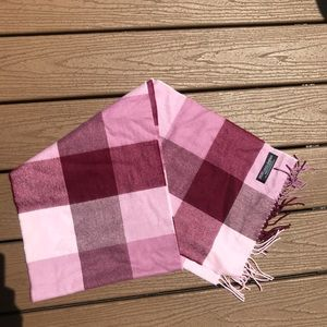 Accessories - Scottish cashmere scarf